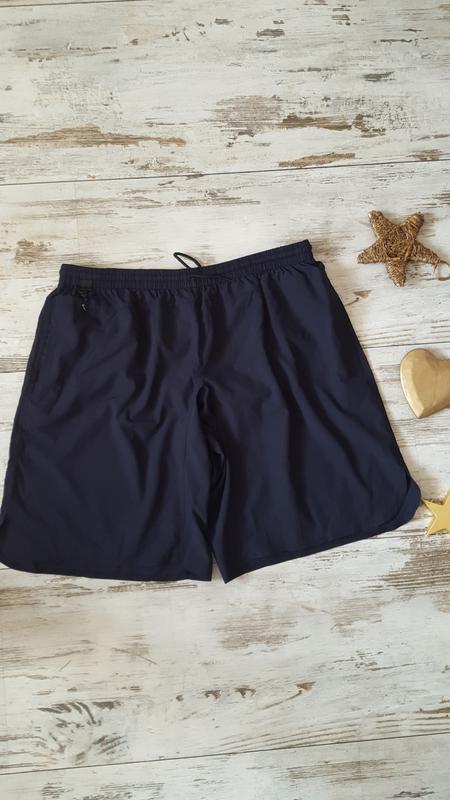 Легкие плащевые шорты
