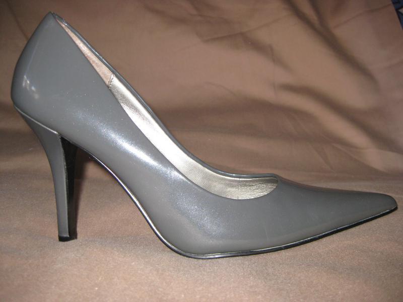 Туфли лодочки nine west лакированая натуральная кожа 36-37 раз...