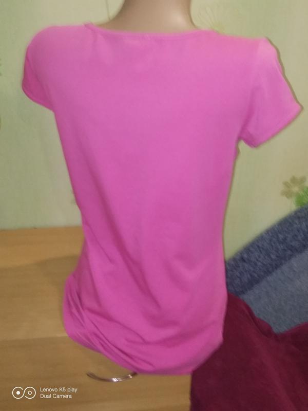 Замечательная футболочка высокой девушке на -m- bruno banani - Фото 2