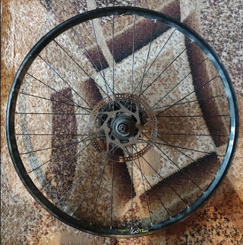 Заднее колесо Mavic XM117 Disk (26