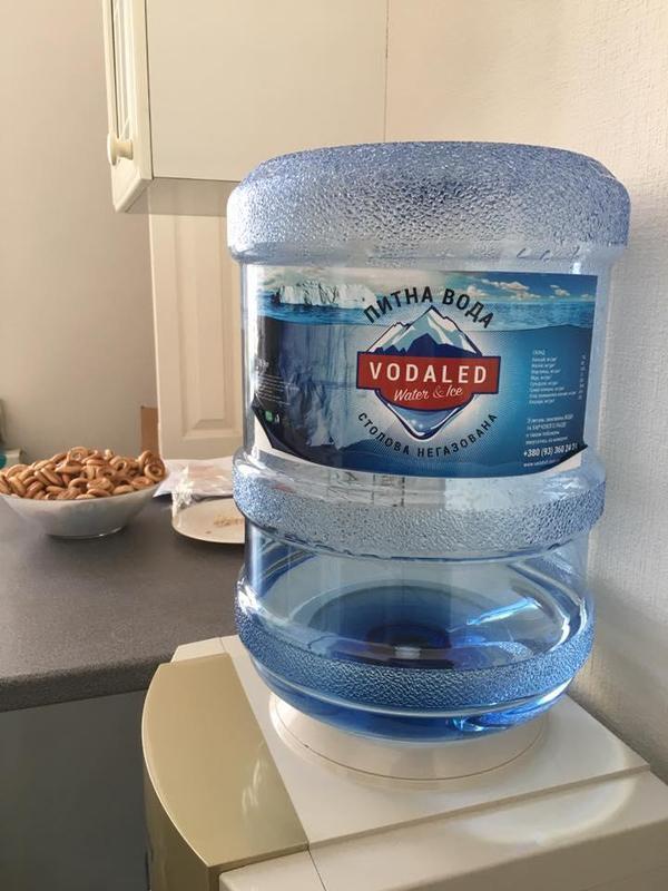 Доставка Воды в Киеве 18.9 Л - Фото 2