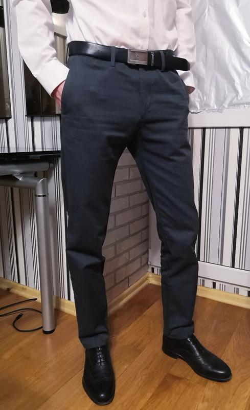 Классические брюки праздничные мужские