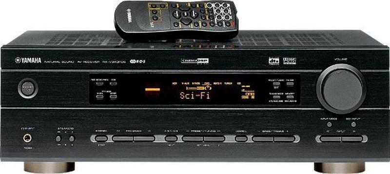 AV-рессивер Yamaha RX-V340RDS
