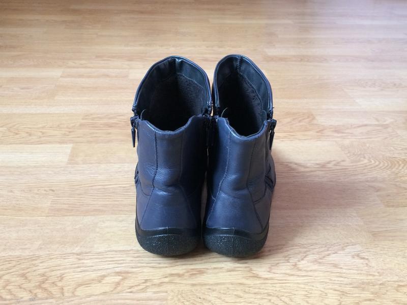 Кожаные сапожки hotter англия 41 размера - Фото 4