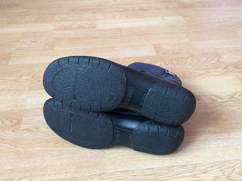Кожаные сапожки hotter англия 41 размера - Фото 6
