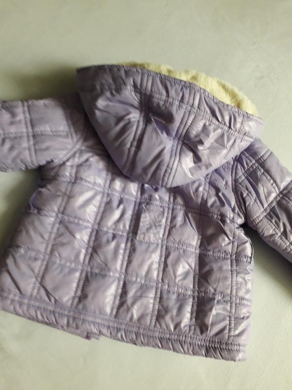 Демисезонная курточка - Фото 4