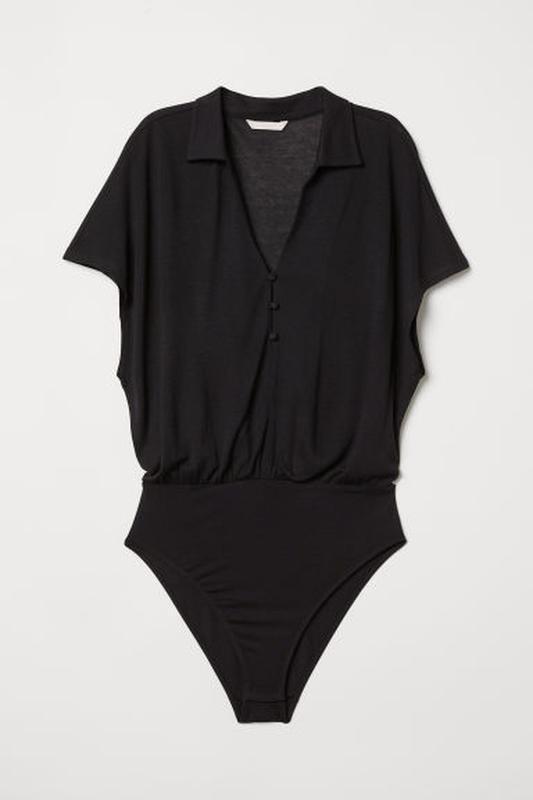 Боди-блузка h&m. размер 40