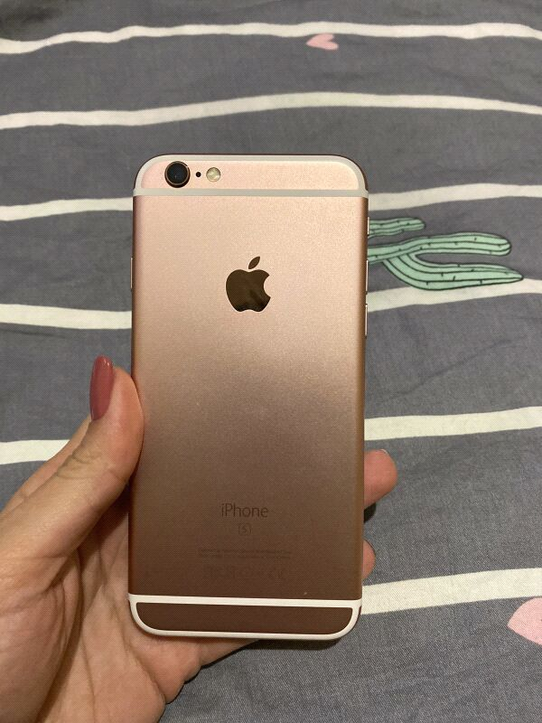 Iphone 6s rose gold - Фото 3
