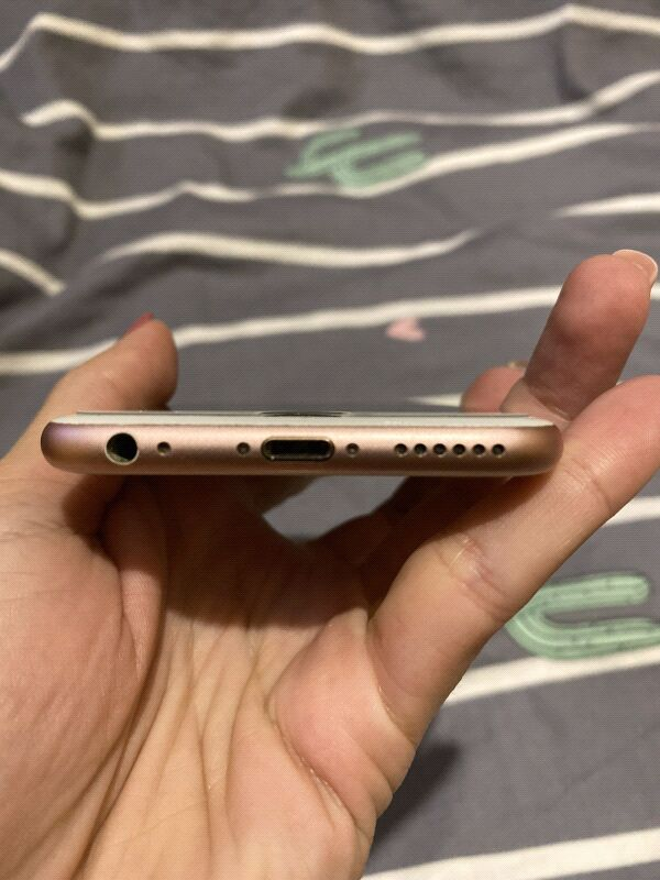 Iphone 6s rose gold - Фото 4