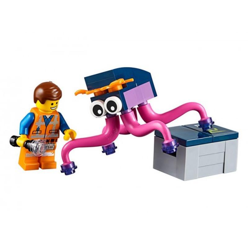 """Конструктор """"Рэксследователь Рэкса""""  Bela  аналог Lego The Movie - Фото 4"""