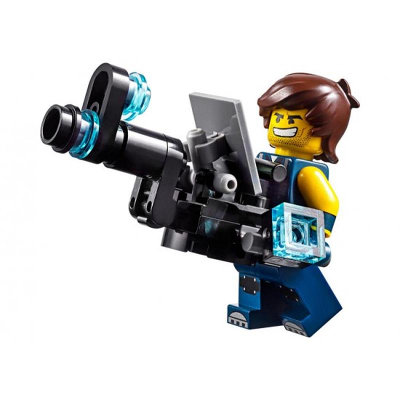 """Конструктор """"Рэксследователь Рэкса""""  Bela  аналог Lego The Movie - Фото 3"""