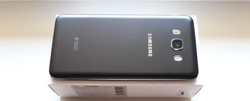 Samsung SM-J710FZKUSEK/состояние нового-идеальное,полный комплект - Фото 2