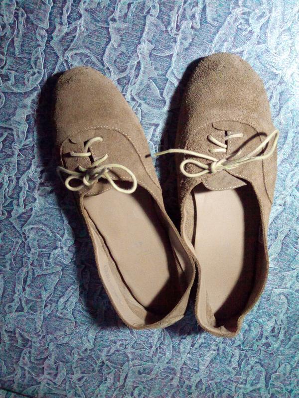 Замшевые туфли, балетки, тапочки.