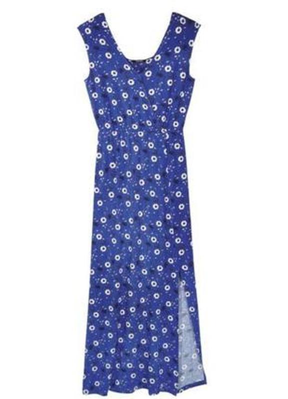 Шикарное длинное платье в пол, сарафан макси esmara германия