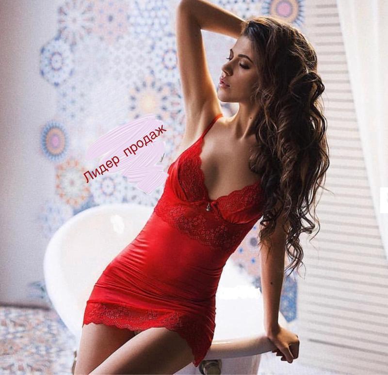 Сексуальная и эротическая ночная сорочка s/m l/xl 2xl - Фото 4