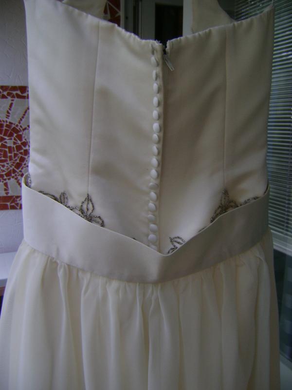 Платье свадебное, вечернее. - Фото 2