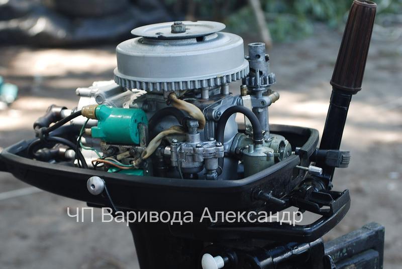 Ветерок-8 Лодочный мотор - Фото 2