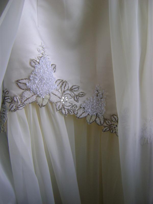 Платье свадебное, вечернее. - Фото 3