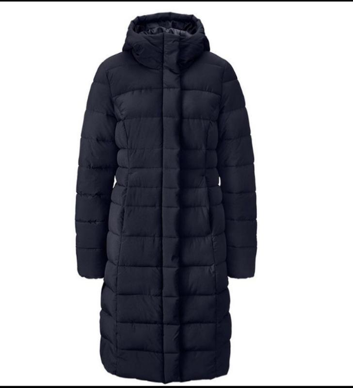 Супер тёплое зимнее пальто-куртка пропитка ecorepel® от tchibo...