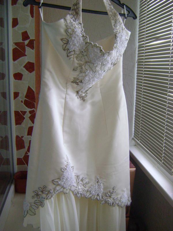Платье свадебное, вечернее. - Фото 5