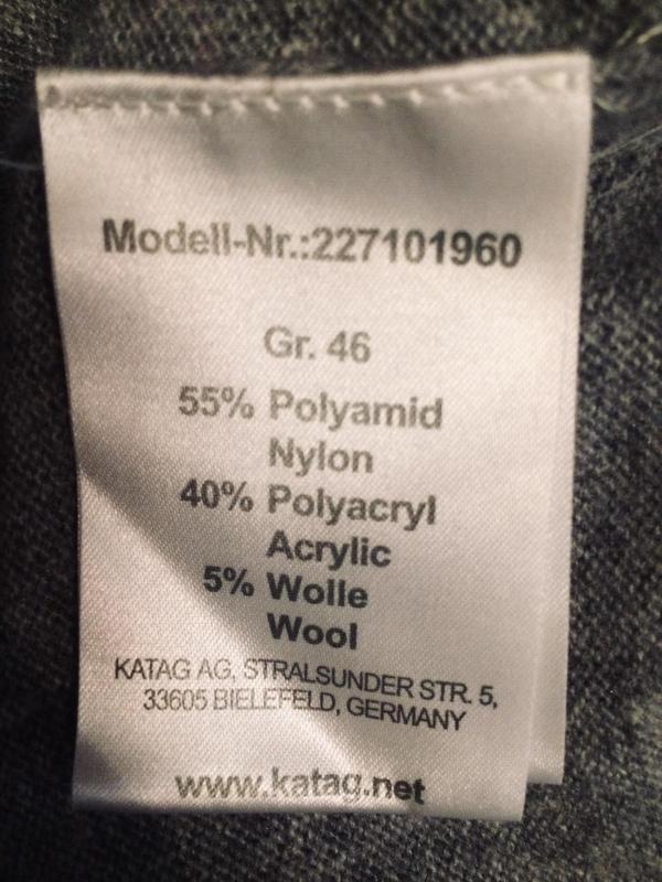 Стильный джемпер,половер,свитер от бренда clarina - Фото 6
