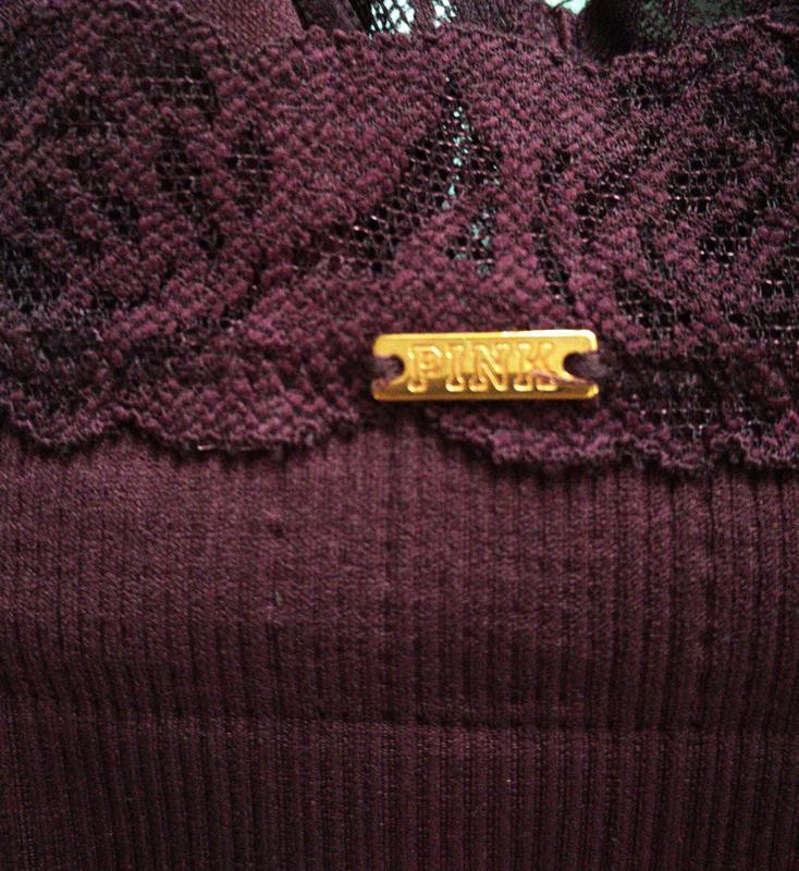 Комфортный комплект белья victoria's secret pink оригинал - Фото 5
