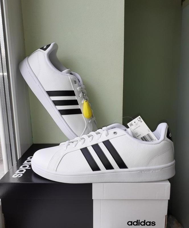 Adidas cloudfoam (30 и 31см). Мужские кеды, кроссовки. Оригинал.