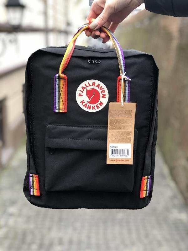 Рюкзак fjällräven kanken classic канкен класик