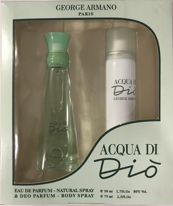 Подарочный набор для женщин Top Parfum PARIS ACQUA DI Dio