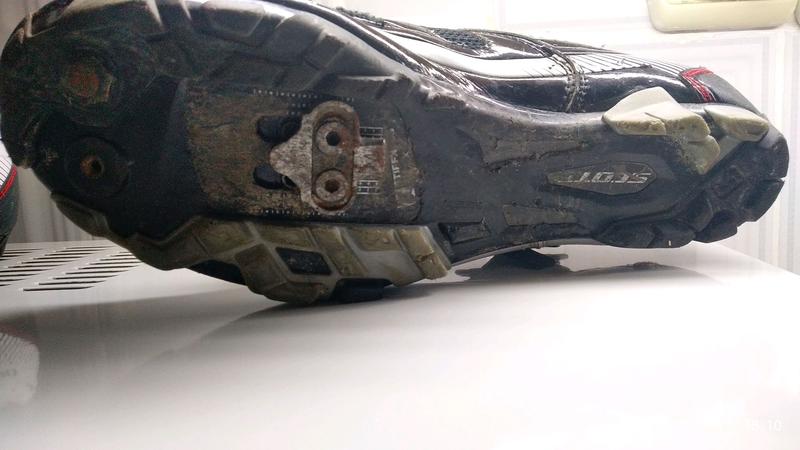 Велотуфли Scott - Фото 4