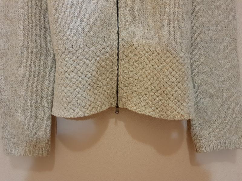 Люксовый шерстяной кардиган кофта marc cain ( marccain) - Фото 4