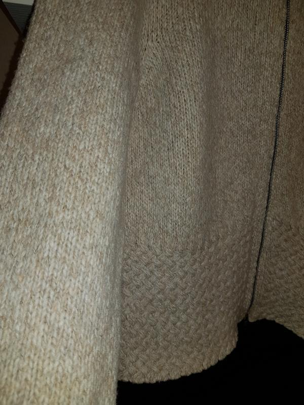 Люксовый шерстяной кардиган кофта marc cain ( marccain) - Фото 5