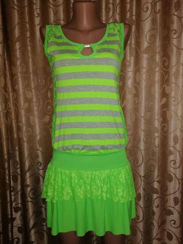 🌺👗🌺новое очень красивое летнее короткое платье, сарафан новое ...