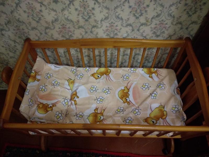 Кроватка-люлька - Фото 2