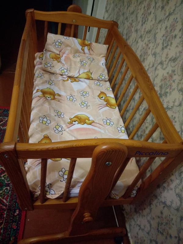 Кроватка-люлька - Фото 4