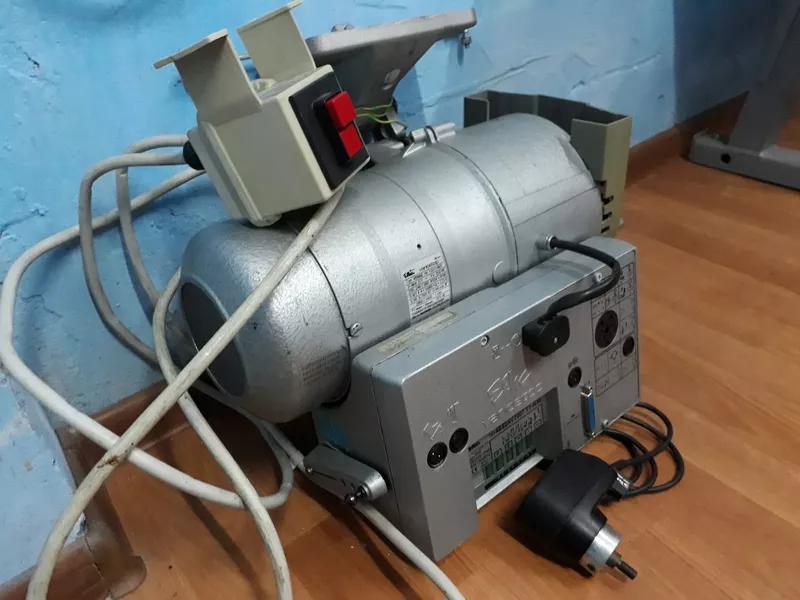Двигатель для швейной машины ASM,FDM,Efka - фрикционный 380 В.