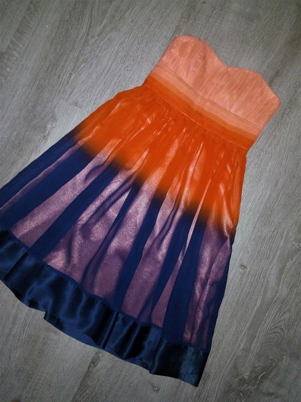 Яркое 😍💯 шёлковое платье в бельевом стиле на съёмных бретельках