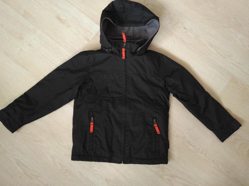 Зимняя термо куртка горнолыжная курточка теплая 6-7 лет weathe...