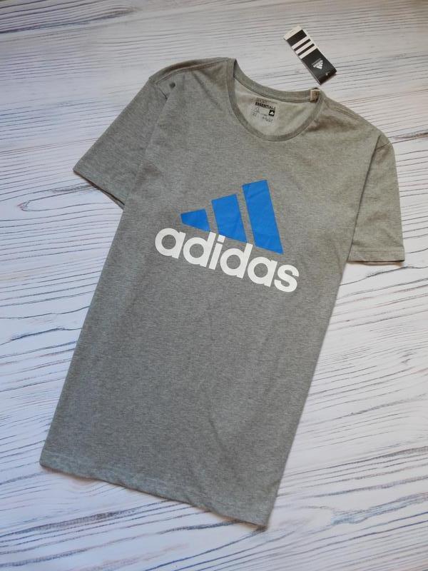 🌿спортивная классная мужская футболка от adidas оригинал. разм...