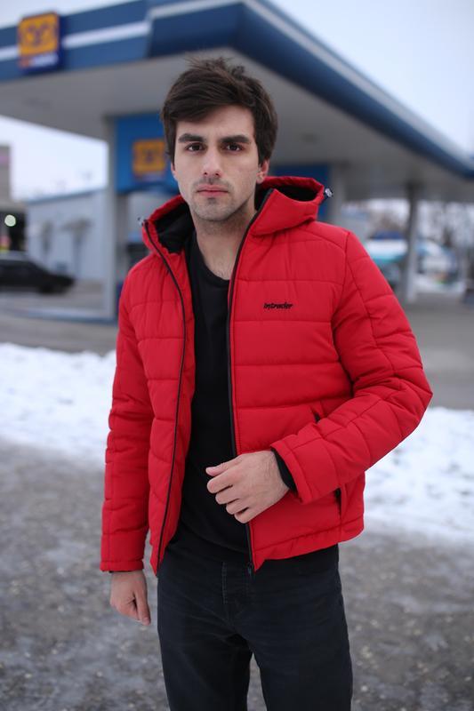 "Зимняя Куртка Intruder ""Impression"" - Фото 10"