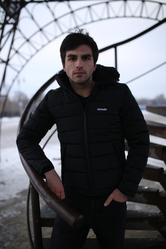 "Зимняя Куртка Intruder ""Impression"" - Фото 14"