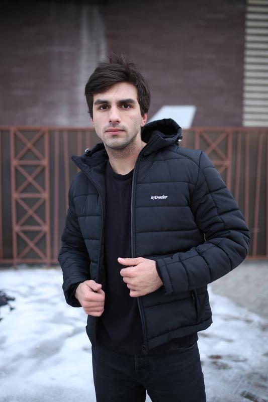"Зимняя Куртка Intruder ""Impression"" - Фото 21"