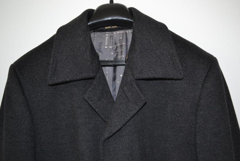 ❄распродажа!❄  шикарное итальянское пальто шерсть+кашемир от e...