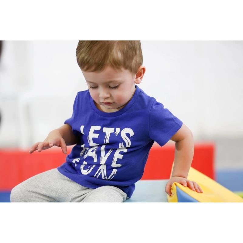 ❄распродажа!❄ футболка для мальчика в красивом синем цвете 12 мес