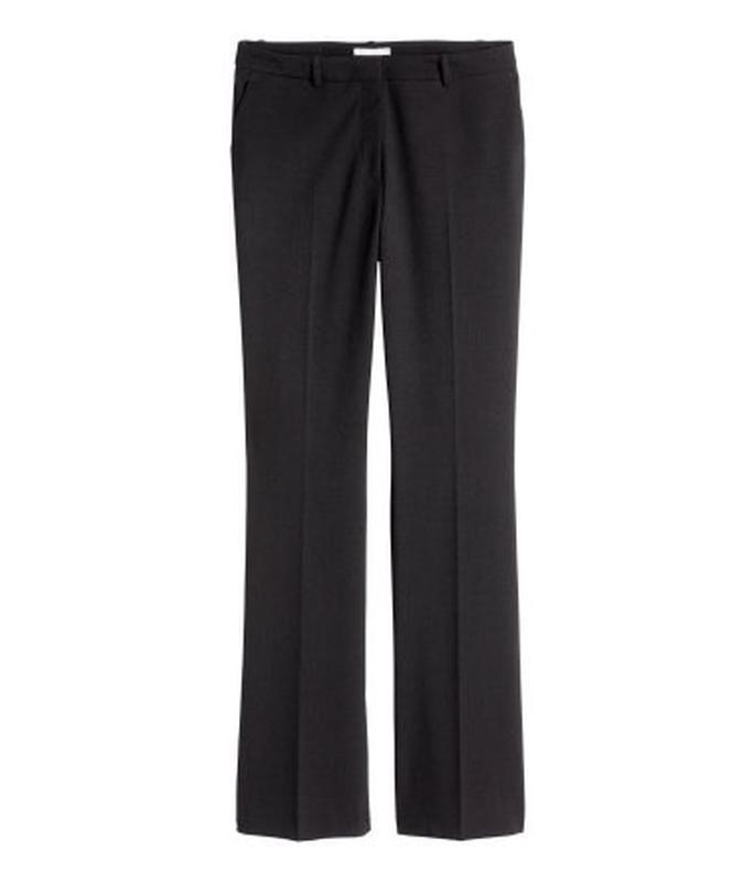 ❄распродажа!❄ серые брюки от h&m размер 44