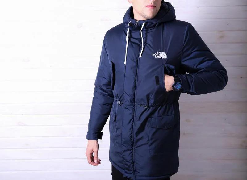 Зимняя парка (куртка) The North Face