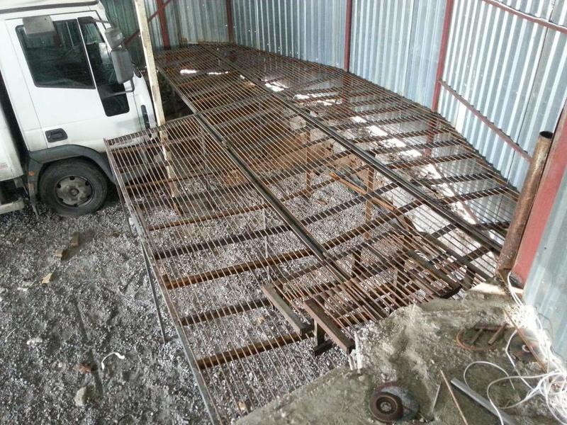 Производство Навесы ангары козырьки лестницы металлоконструкции в - Фото 2