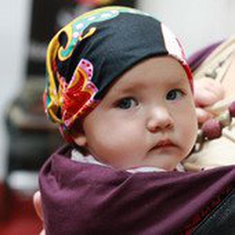 =arty's= бандана,косынка детская натуральный шелк новая - Фото 5
