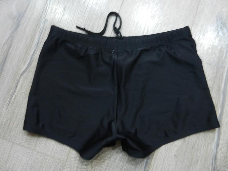 48/l*nabaiji*оригинал плавки шорты черные новые - Фото 2