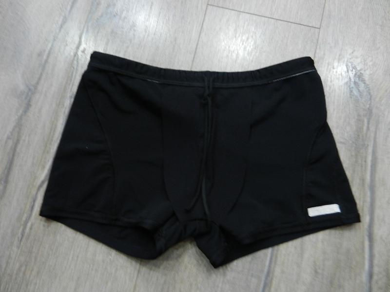 48/l*nabaiji*оригинал плавки шорты черные новые - Фото 3